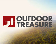 Logodesign für Outdoor-Treasure