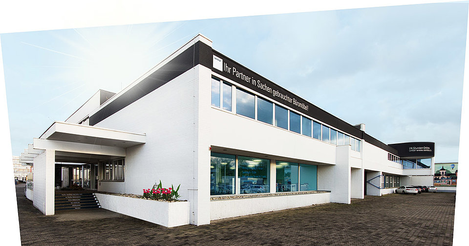 Büromöbel design outlet  remtra GmbH & Co. KG - Gebrauchte Büromöbel