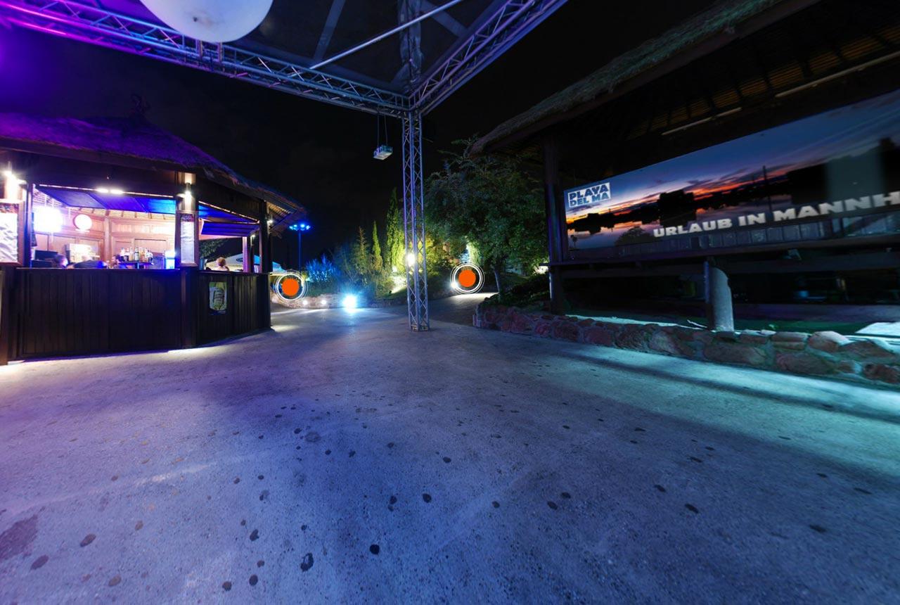 playa del ma 360 grad website machart studios gmbh. Black Bedroom Furniture Sets. Home Design Ideas